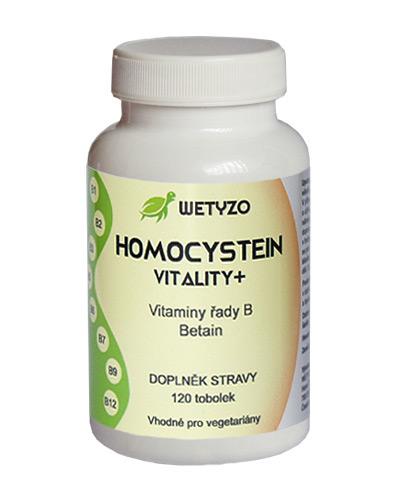 Homocystein Vitality s betainem