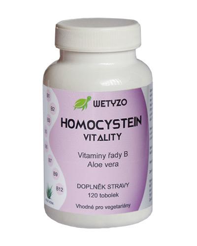 Homocystein Vitality s aloe vera