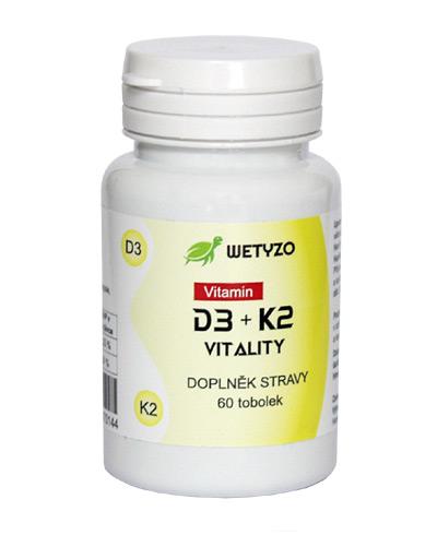 D3 + K2 Vitality